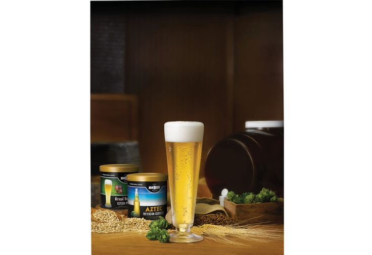 Beer Making Kit – http://upgrade.ly/?p=2505 1 Like = interesting product 1 Comment = really useful product 1 share = I want one!