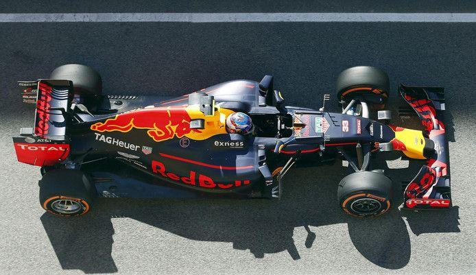 Verstappen komt met miniatuurmodel winnende wagen | Formule 1 | AD.nl