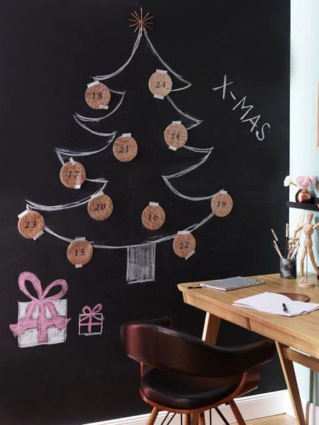 """<p>Einen fertigen Adventskalender kaufen, kann jeder! Wir basteln unseren lieber selbst und befüllen ihn mit kleinen Geschenken.</p><p/><p><b> <a href=""""http://wohnidee.wunderweib.de/dekorieren/adventskalender-15-ideen-zum-selbermachen-b40911.html"""">Advents"""