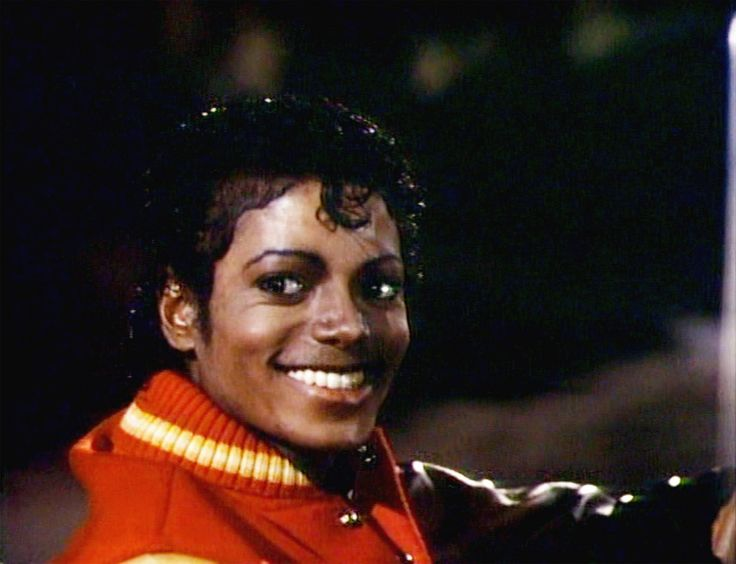 Michael in the Thriller video
