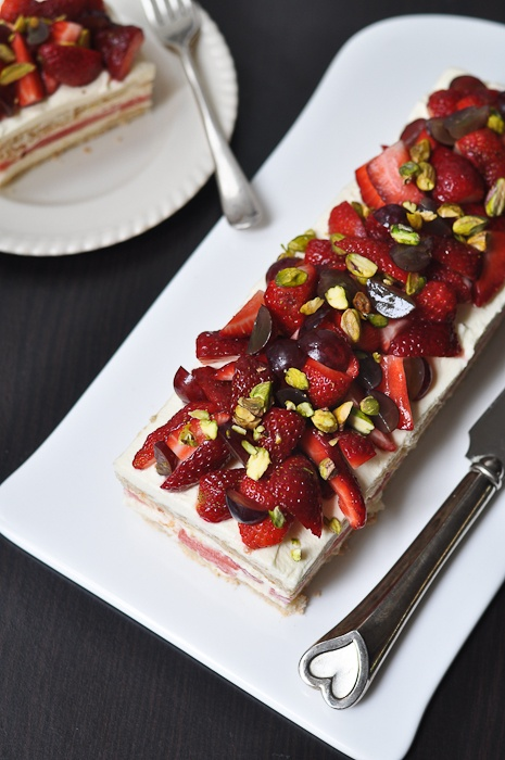 Strawberry and Watermelon Cake 2