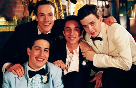 American Pie, greatest movie. When you're old enough to enjoy it like a mature adult haha.
