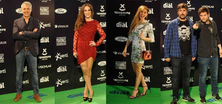 Premios Cadena Dial: Sergio Dalma, Malú, Manuela Velles y Estopa