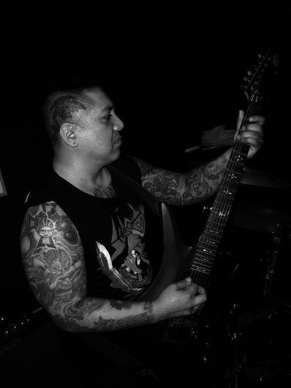 Dark Desires - guitar