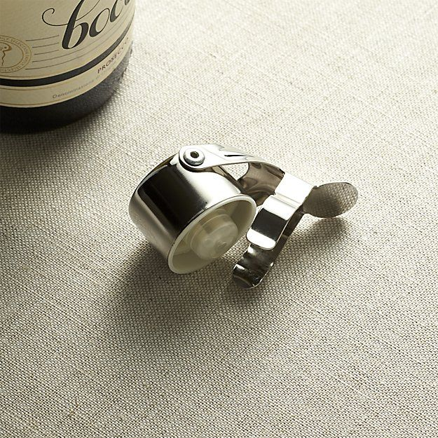 Champagne Stopper | Crate and Barrel