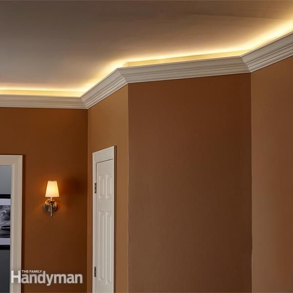 How To Install Elegant Cove Lighting Led Room LightingCove LightingStrip