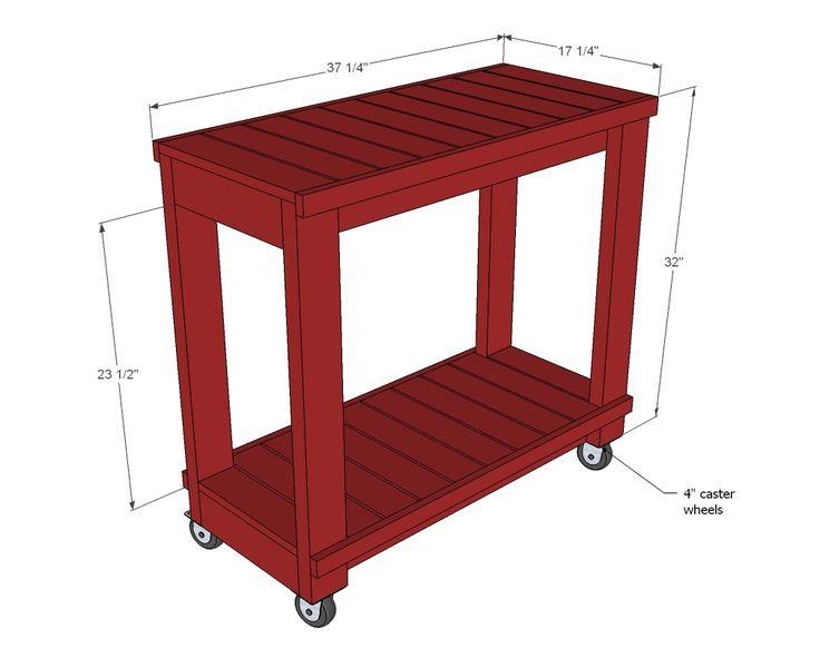 Mejores 54 im genes de mesas en madera en pinterest for Planos de carpinteria de madera