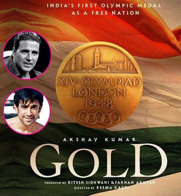 Amit Sadh joins Akshay Kumar's Gold #FansnStars