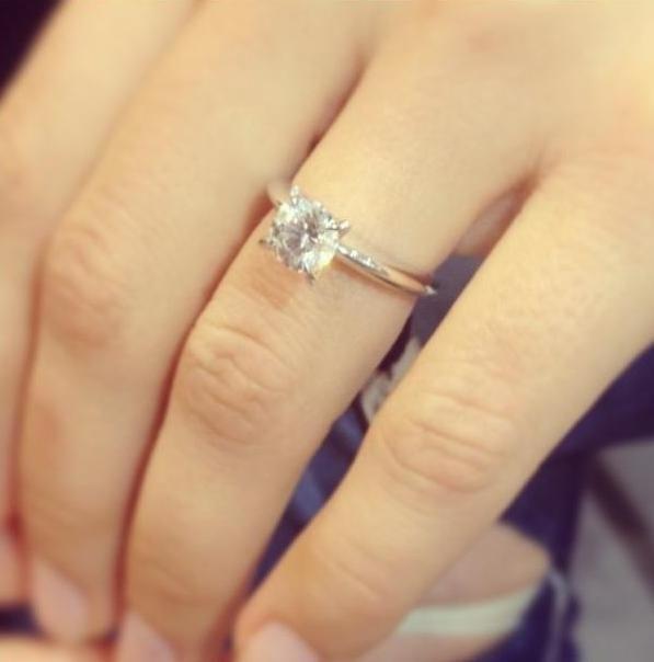 Amazing Love is mitment Canturi Regal diamond engagement ring by Stefano Canturi