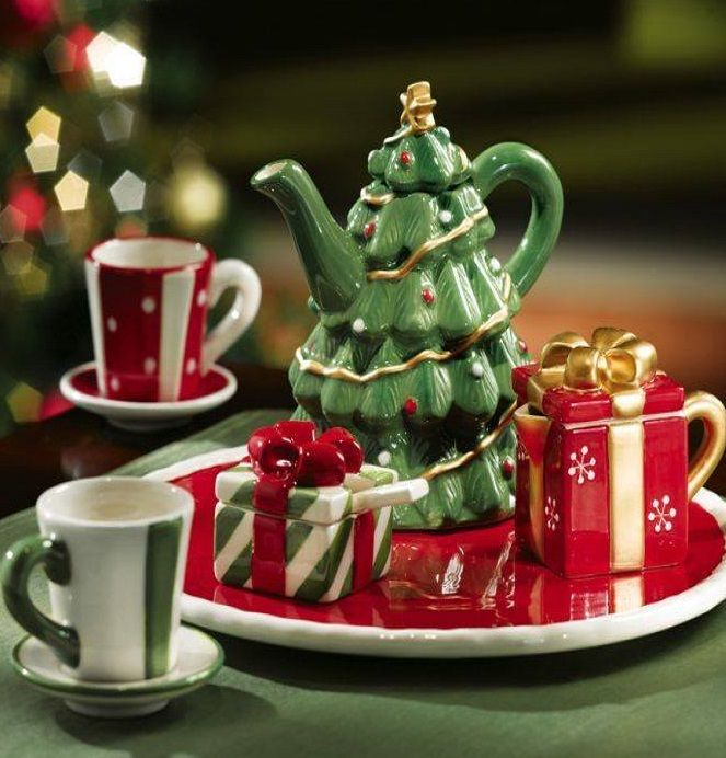 493 best Christmas Tea at The Cottage images on Pinterest ...