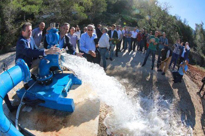 New well to benefit Benigembla, Benissa and Senija
