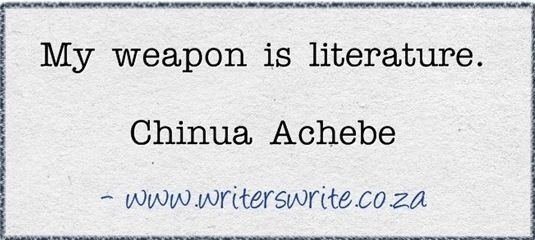 achebe finds love Achebe accomplishes this goal by innovatively introducing igbo language, proverbs,  things fall apart is a groundbreaking work for many reasons,.