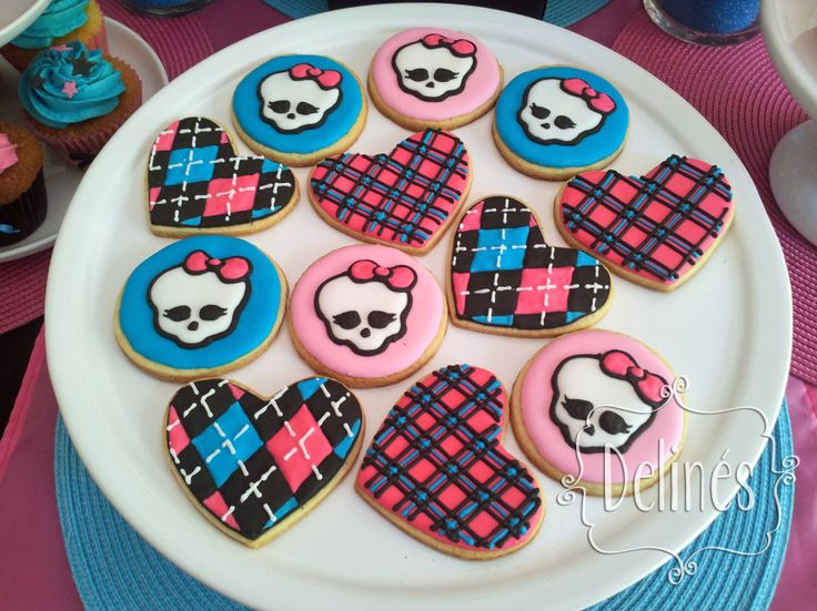 cookies monster high