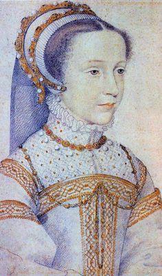 Mary Stuart (1542-1587)