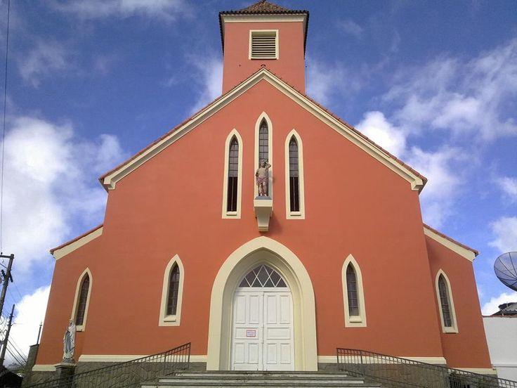 Paróquia São Sebastião do Indaiá  - Petrópolis RJ