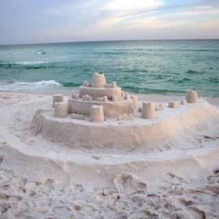 Sandcastles: Florida Attraction, Beachi, Sandcastlesart, Beaches Sandcastl, Florida Real, Real Estate, Destinations Florida, Florida Trips, Florida Livin