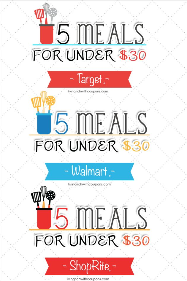 order Budget At Meal Planning  asics canada Meals Walmart   a Planning and Meal on online