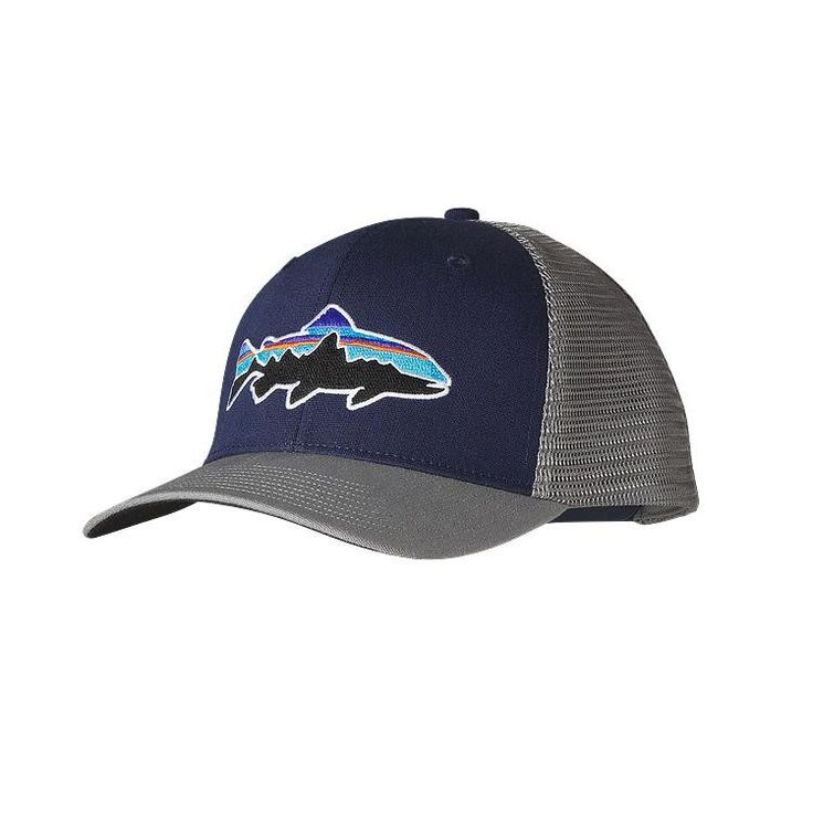 289 best hats visors images on pinterest visors ball for Trout fishing hats