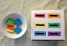 7 ideias de brincadeiras inspiradas no método Montessori!                                                                                                                                                                                 Mais