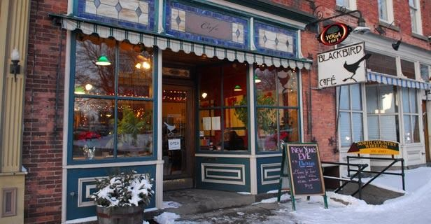 The Blackbird Cafe