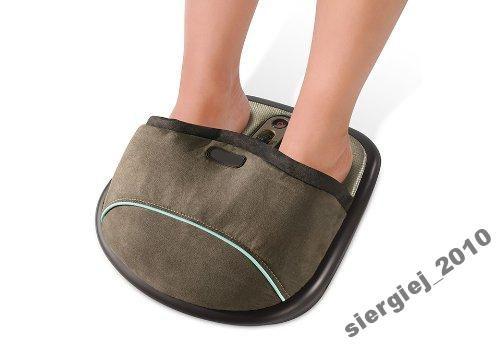 MASAŻER STÓP SHIATSU Z MASAŻEM UCISKOWYM FMS-275H Masażer znakomicie relaksuje stopy! Spraw swoim stopom ulgę!