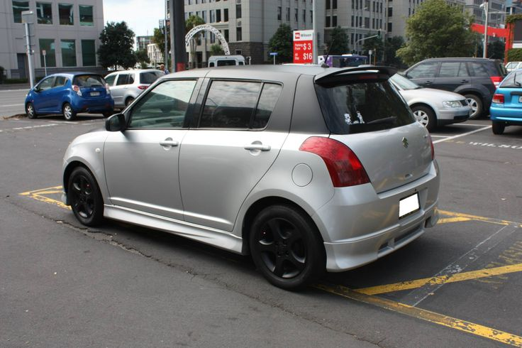 [Wrap] Suzuki Swift - Automotive - Gallery - Car Folie