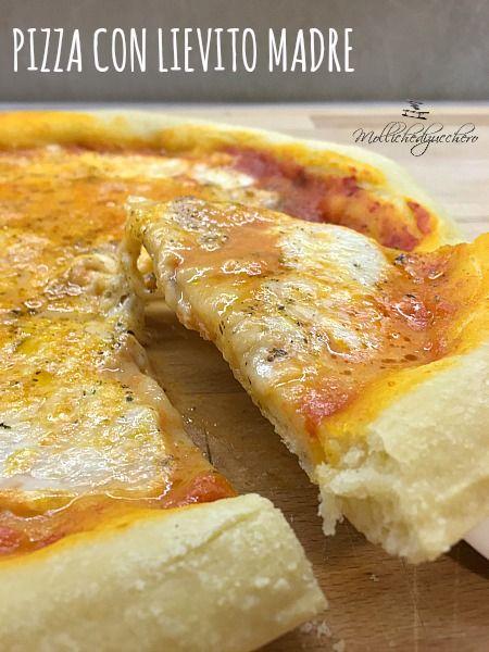 La pizza con lievito madre è quanto di più buono abbia mai mangiato, devo ammettere che da tempo leggevo con un misto di curiosità e soggezione tutte ...