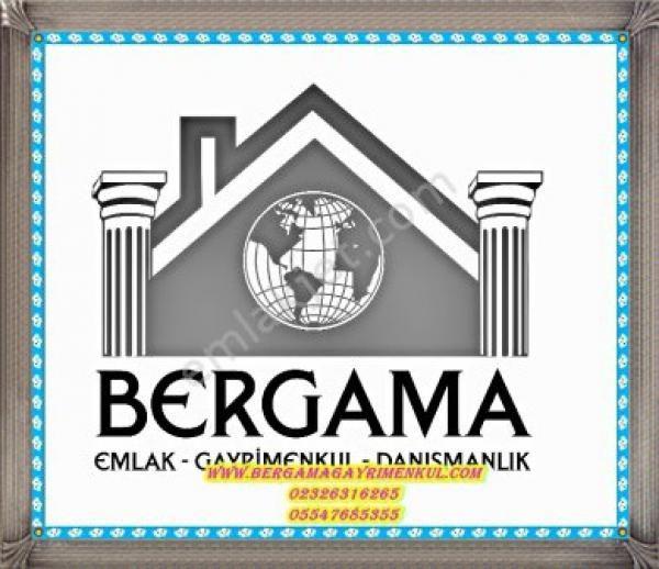 izmir Bergama da satılık kale ve şehir manzaralı BERGAMA Satılık Müstakil Ev - Emlak İzmir