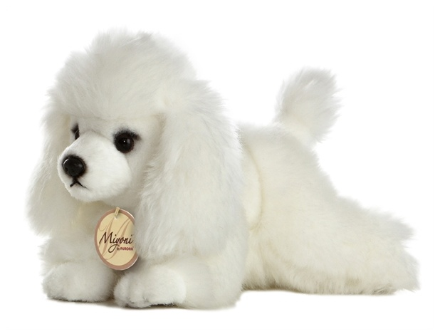 I'll take this for my birthday too!  Looks just like my Song.  http://www.stuffedsafari.com/Realistic-Stuffed-Poodle-8-Inch-Plush-Dog-p/ar-10804.htm