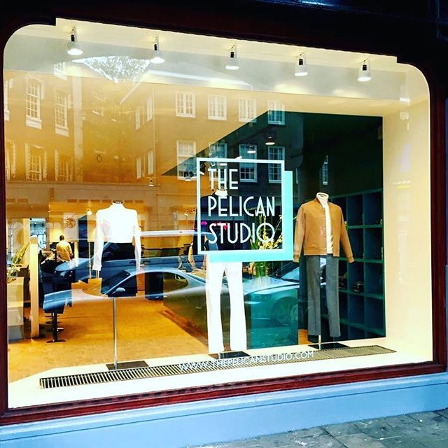 Fashion concept store @thepelicanstudio our new reseller in the heart of #Amsterdam.