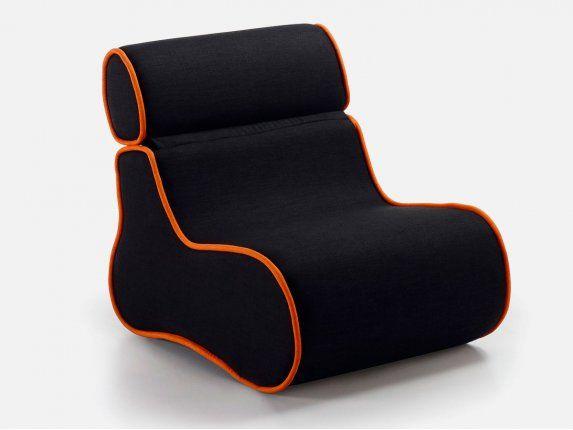 LaForma Sofa Club czarna