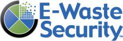 E-Waste Security logo - a onsite hard drive destruction company
