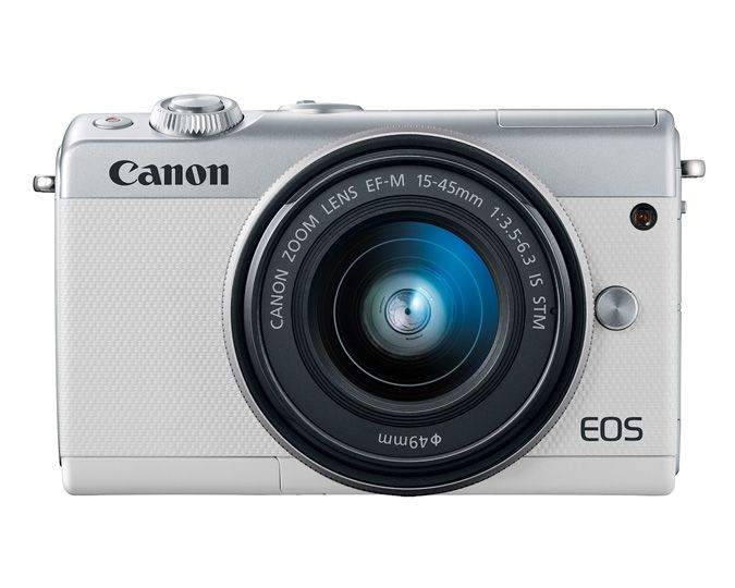 EOS M100 EF-M 15-45mm IS STM Kit | Canon Online Store