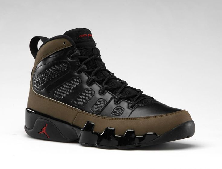 Air jordan ix (9) retro olive 2012( dead stock)