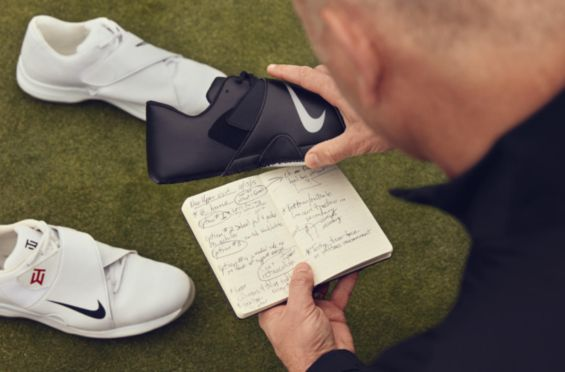 http://SneakersCartel.com Read What Tobie Hatfield Had To Say On Working With Tiger Woods On His Latest Gold Shoe #sneakers #shoes #kicks #jordan #lebron #nba #nike #adidas #reebok #airjordan #sneakerhead #fashion #sneakerscartel