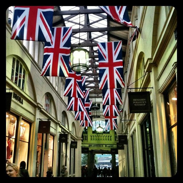 Covent Garden #London #CoventGarden