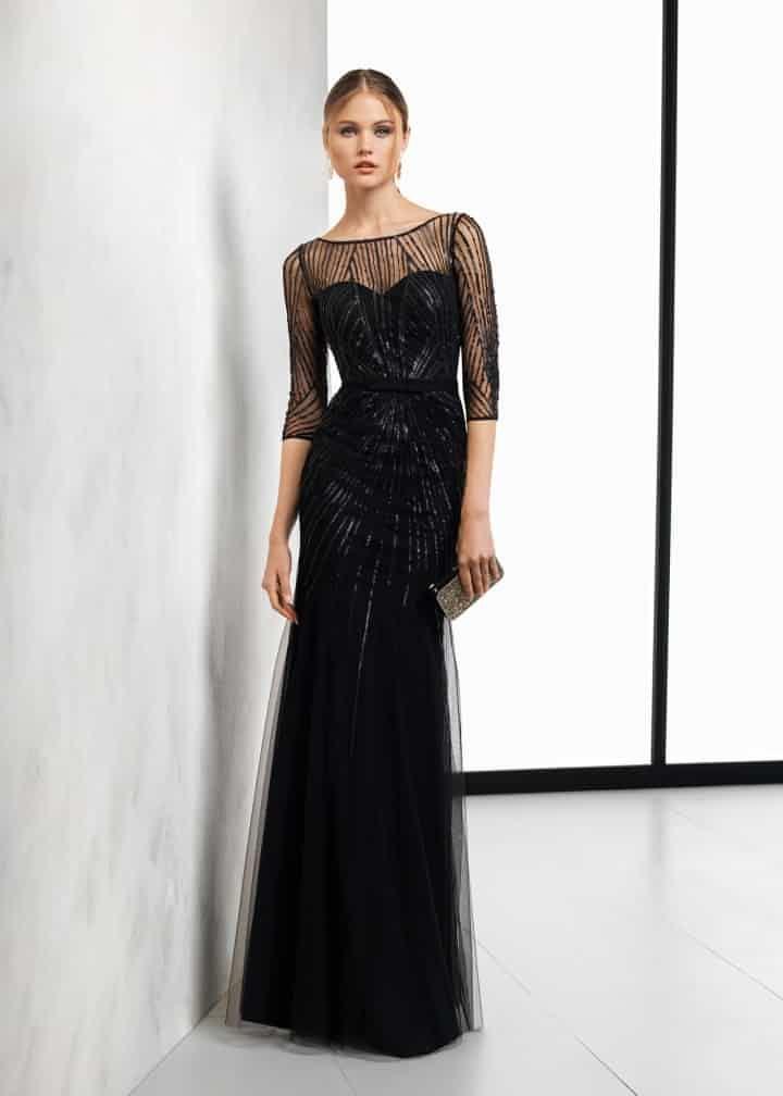 2T1C5, Rosa Clará | Madrina | Pinterest | Vestidos, Vestidos de ...
