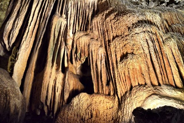The Hato Caves on Curacao were originally found by slaves seeking a safe place to hide, but today they're one of the top tourist spots on the island.