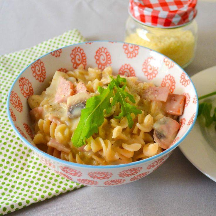 Recipe Creamy Cauliflower Pasta Sauce by blogpotpourri - Recipe of category Pasta & rice dishes