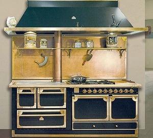 Les 25 meilleures id es concernant cuisini res antiques sur pinterest po le - Cuisiniere style ancien ...