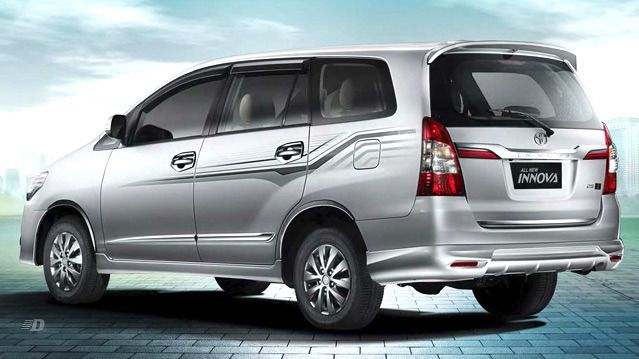 Toyota innova car rental in new...