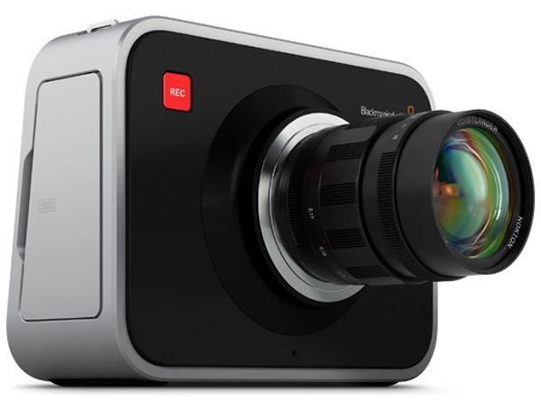 Blackmagic Cinema Camera with Micro 4/3 Mount