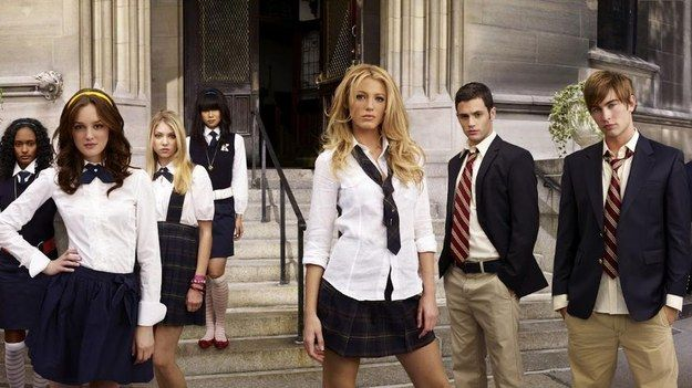 "I got Constance Billard from ""Gossip Girl""! Which TV High School Should You Attend?"