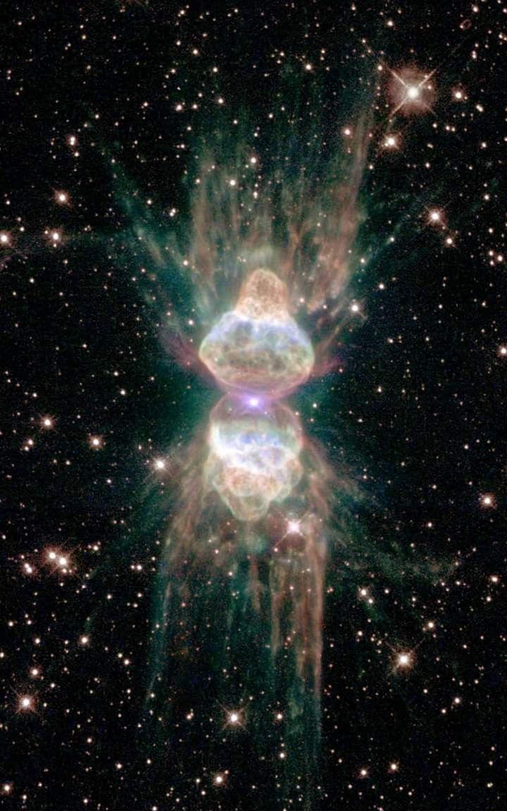 фотографии ангелов из космоса вот