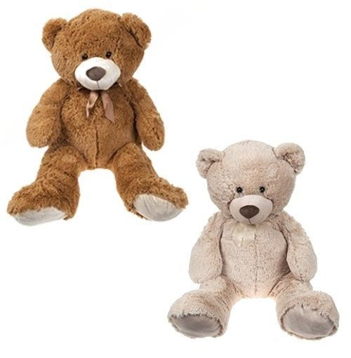 #Large teddy bear xxl #giant teddy bears soft plush toys kids xmas gift #100cm,  View more on the LINK: 	http://www.zeppy.io/product/gb/2/191970889580/