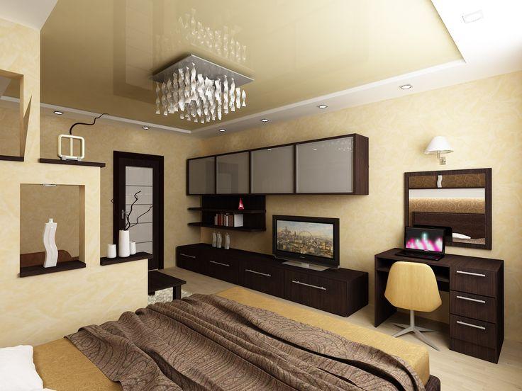 спальня-гостиная 16 кв м - Поиск в Google