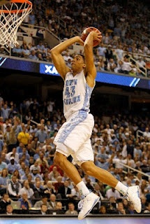 A Tar Heel surprise in NBA draft?  Harrison Barnes is number 2 and James Michael McAdoo is number 9.