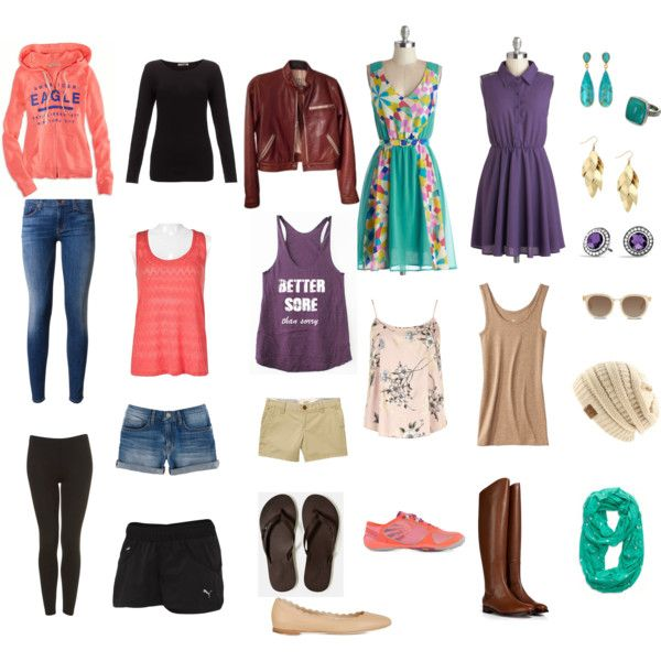 Ultimate RTW Carry-On Packing List!! I live on the road, travelling full time and only carry-on! This is one of my DREAM carry-on wardrobes. One day I'll get rid of everything I have a start fresh with a theme :) www.timerichtravellers.com