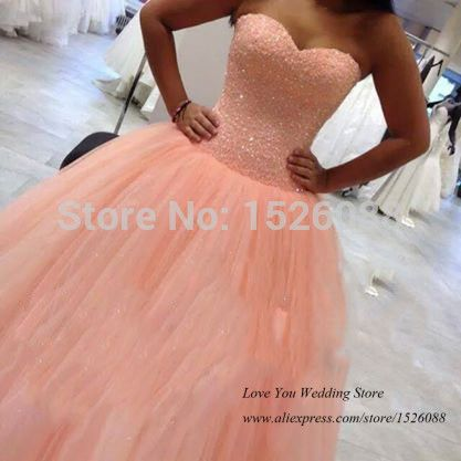 Cheap dress up shoes kids, Buy Quality dress used directly from China dress up time prom dresses Suppliers: Pink Red White Wedding Dress 2015 Ball Gown Bride Dresses Beads Corset Lace up Back Custom Made Vestidos de Noivas