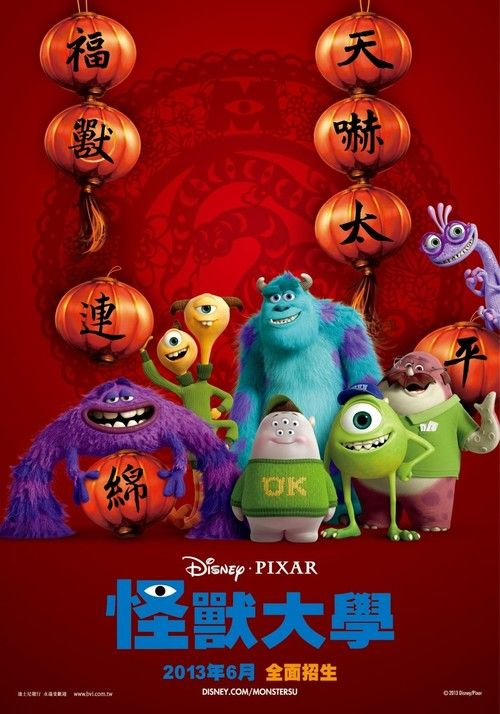 Watch Monsters University Full Movie Online